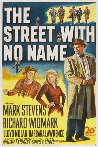 Street With No Name Poster by Unknown for $26.25 CAD