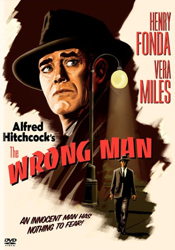 The Wrong Man Henry Fonda Vera Miles Poster by Unknown for $26.25 CAD
