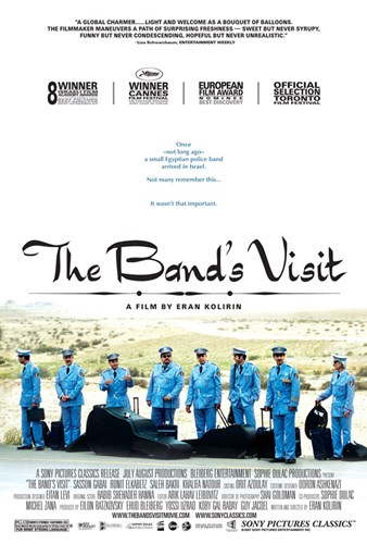 The Band's Visit Blue Uniforms Poster by Unknown for $26.25 CAD