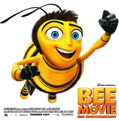 Bee Movie Close Up Poster by Unknown for $26.25 CAD