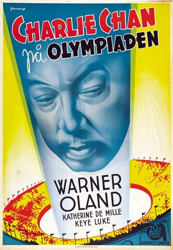 Charlie Chan at the Olympics Poster by Unknown for $26.25 CAD