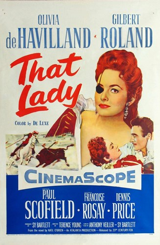 That Lady Poster by Unknown for $26.25 CAD