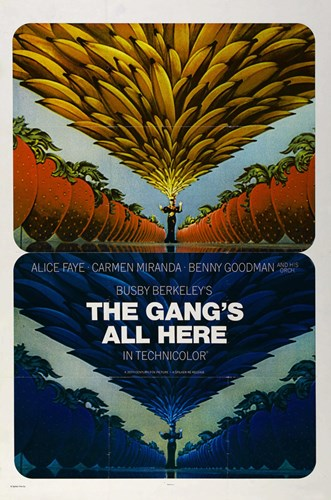 The Gang's All Here Poster by Unknown for $26.25 CAD