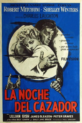 The Night of the Hunter - spanish Poster by Unknown for $26.25 CAD