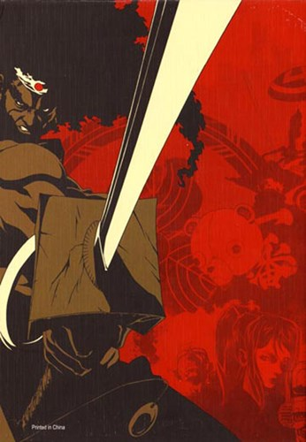 Afro Samurai Animation Poster by Unknown for $26.25 CAD