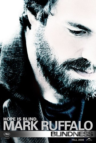 Blindness Mark Ruffalo Poster by Unknown for $26.25 CAD
