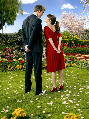 Pushing Daisies Loving Couple Ned and Charolette Poster by Unknown for $26.25 CAD