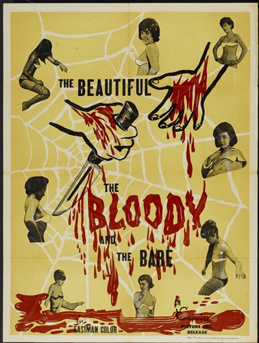 The Bloody, The Beautiful Poster by Unknown for $26.25 CAD