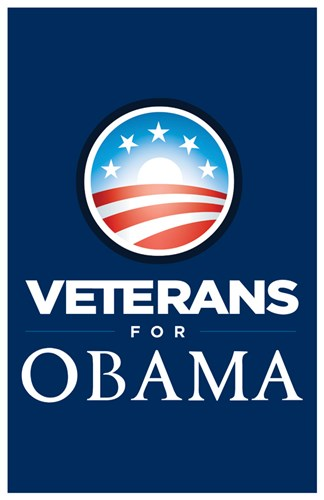 Barack Obama - (Veterans for Obama) Campaign Poster Poster by Unknown for $26.25 CAD