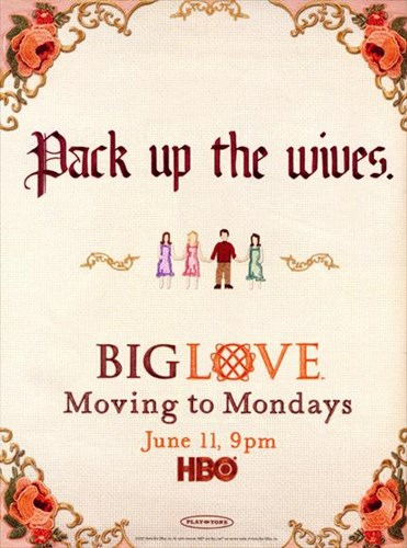 Big Love Pack up the wives. Poster by Unknown for $26.25 CAD