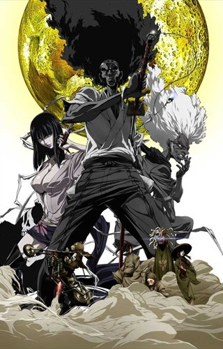 Afro Samurai: Resurrection Poster by Unknown for $26.25 CAD