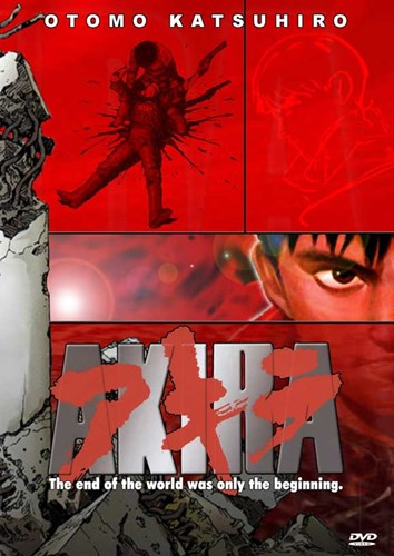 Akira - red Poster by Unknown for $26.25 CAD