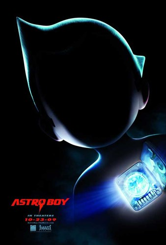 Astro Boy, c.2009 - style B Poster by Unknown for $26.25 CAD