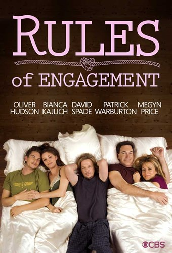Rules of Engagement (TV) Poster by Unknown for $26.25 CAD