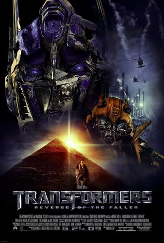 Transformers 2: Revenge of the Fallen - style L Poster by Unknown for $26.25 CAD