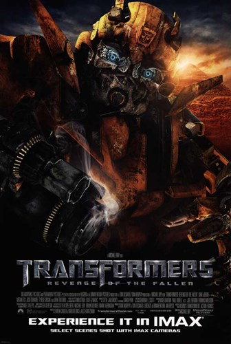 Transformers 2: Revenge of the Fallen - style N Poster by Unknown for $26.25 CAD