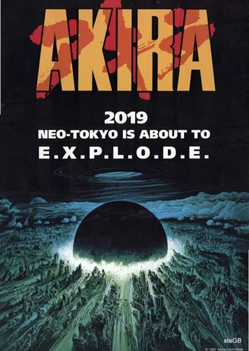 Akira - 2019 Poster by Unknown for $26.25 CAD