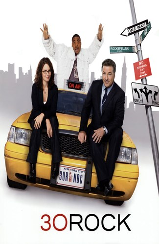 30 Rock - Style E Poster by Unknown for $26.25 CAD
