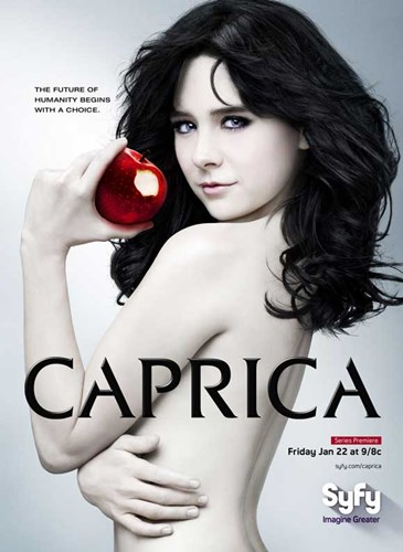 Caprica - style A Poster by Unknown for $26.25 CAD