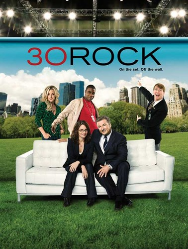 30 Rock - Style F Poster by Unknown for $26.25 CAD