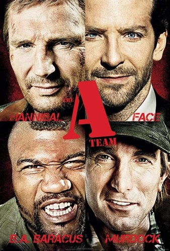 The A-Team - style A Poster by Unknown for $26.25 CAD