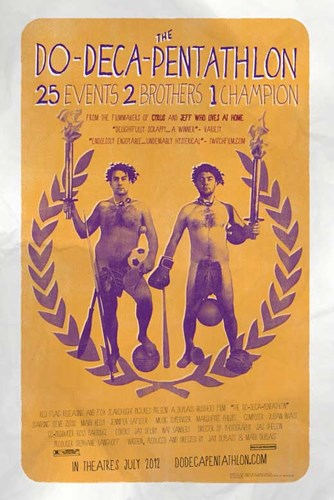 The Do-Deca-Pentathlon Poster by Unknown for $26.25 CAD