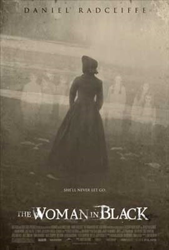 The Woman in Black (movie poster) Poster by Unknown for $26.25 CAD