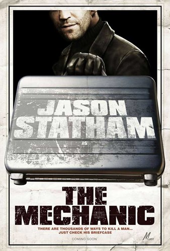 The Mechanic - Jason Statham Poster by Unknown for $26.25 CAD