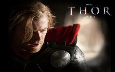 Thor  Chris Hemsworth Poster by Unknown for $26.25 CAD