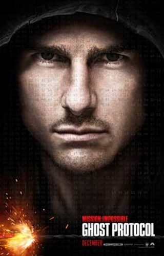 Mission: Impossible - Ghost Protocol Tom Cruise Poster by Unknown for $26.25 CAD