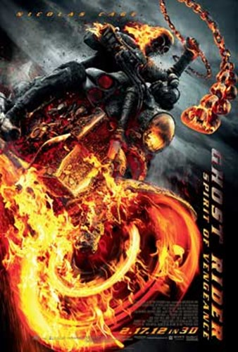 Ghost Rider: Spirit of Vengeance Poster by Unknown for $26.25 CAD
