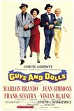 Guys and Dolls Brando Simmons Sinatra Blaine