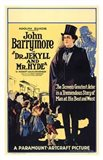 Dr Jekyll and Mr Hyde by Barrymore