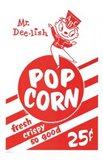 Mr Dee-Lish Popcorn Box