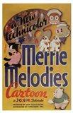 Merrie Melodies Cartoon