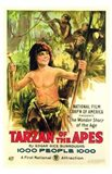 Tarzan of the Apes, c.1917 - style A