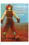 The Three Musketeers - Man standing