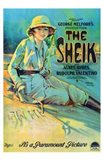 The Sheik - blue