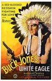 White Eagle With Buck Jones