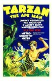 Tarzan the Ape Man, c.1932 - style A