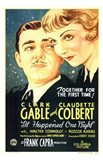 It Happened One Night Gable And Colbert
