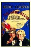 Treasure Island movie poster (characters)