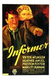 The Informer McLaglen And Angel