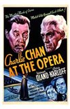 Charlie Chan At the Opera Oland And Karloff