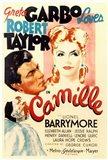 Camille Greta Garbo Loves Robert Taylor