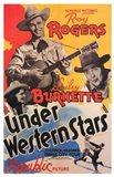 Under Western Stars movie poster