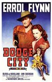 Dodge City Flynn And Olivia De Havilland