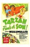 Tarzan Finds a Son!, c.1939