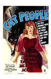 Cat People Red Dress