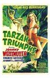 Tarzan Triumphs, c.1943